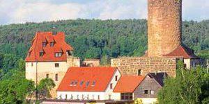 Panorama-Gasthof Burgschänke  Quelle: Webseite Burgschänke, Januar 2017
