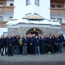 Skifreizeit in Lanersbach
